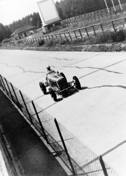 1935 German Grand Prix.