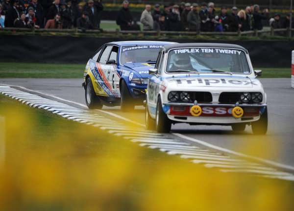 2017 75th Members Meeting Goodwood Estate, West Sussex,England 18th - 19th March 2017 Gerry Marshall Trophy Shedden Ward Rover World Copyright : Jeff Bloxham/LAT Images Ref : Digital Image