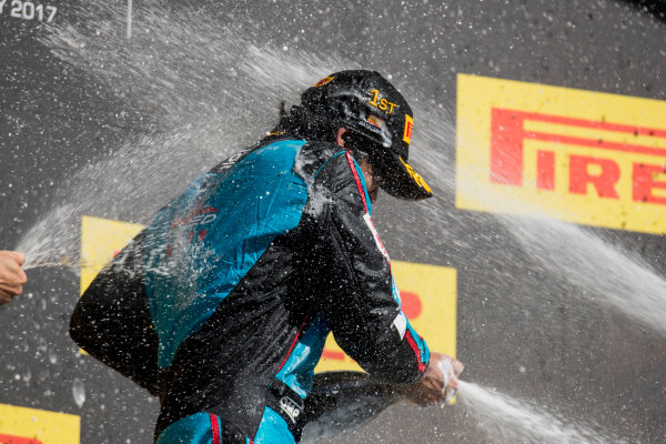 2017 GP3 Series Round 1.  Circuit de Catalunya, Barcelona, Spain. Sunday 14 May 2017. Arjun Maini (IND, Jenzer Motorsport)  Photo: Zak Mauger/GP3 Series Media Service. ref: Digital Image _54I9530