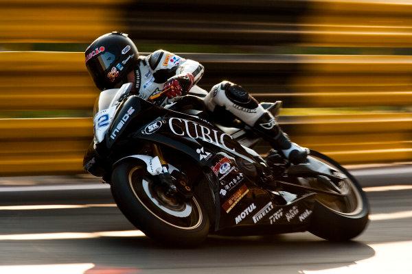 19th - 22nd November 2009. Circuit de Guia, Macau. Joao Fernandes, (Cubic Macau Racing Team).  Action. World Copyright: Drew Gibson/LAT Photographic.ref: Digital Image _Y2Z2190