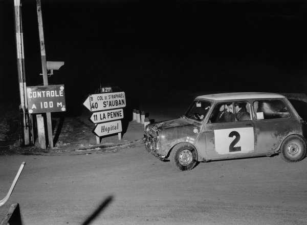 Monte Carlo, Monaco. 14th - 21st January 1966.