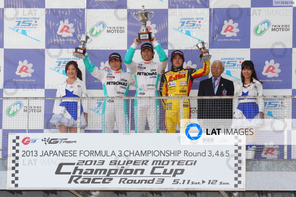 2013 All-Japan Formula 3 Championship