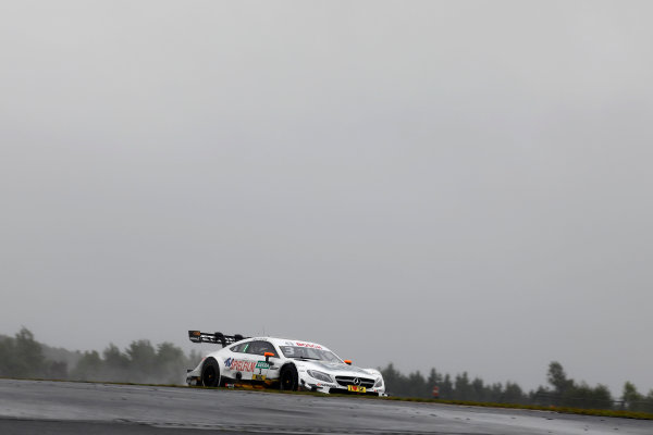 2017 DTM Round 7  Nürburgring, Germany  Friday 8 September 2017. Paul Di Resta, Mercedes-AMG Team HWA, Mercedes-AMG C63 DTM  World Copyright: Alexander Trienitz/LAT Images ref: Digital Image 2017-DTM-Nrbg-AT1-0555