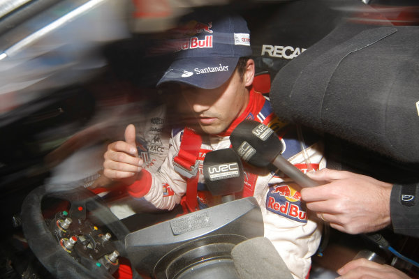 Round 05Rally Argentina 24- 27 of April 2009Dani Sordo, Citroen, WRC, PortraitWorldwide Copyright: McKlein/LAT