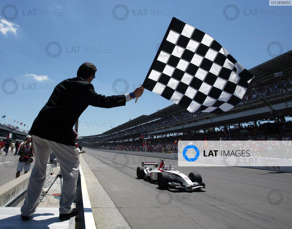 2004 United States Grand Prix - Sunday Race,