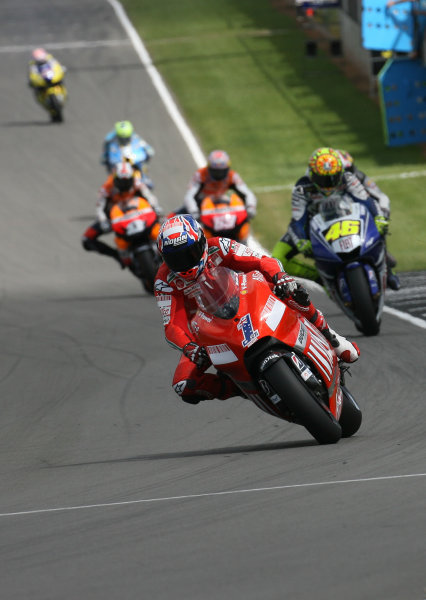 Donington Park, England. 22nd June 2008.
