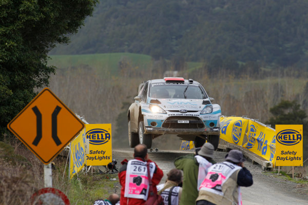 Round 7, Rally New Zealand, 21st-24th June 2012Manfred Stohl, Ford, action