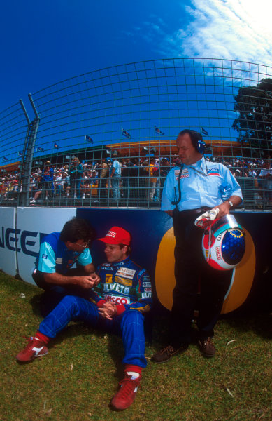1993 Australian Grand Prix.