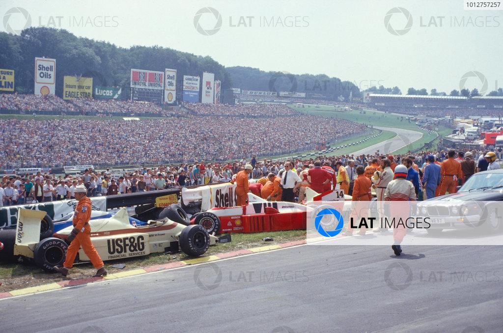 1986 British Grand Prix.