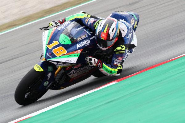 Xavi Cardelus, Avintia Esponsorama Racing.