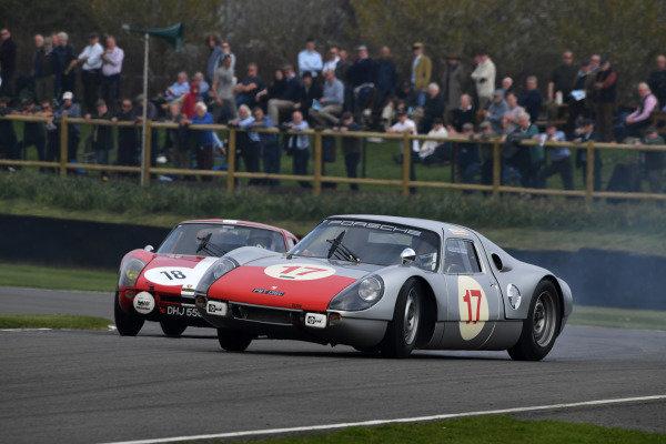 Graham Hill Trophy KadoorieClark Porsche 904