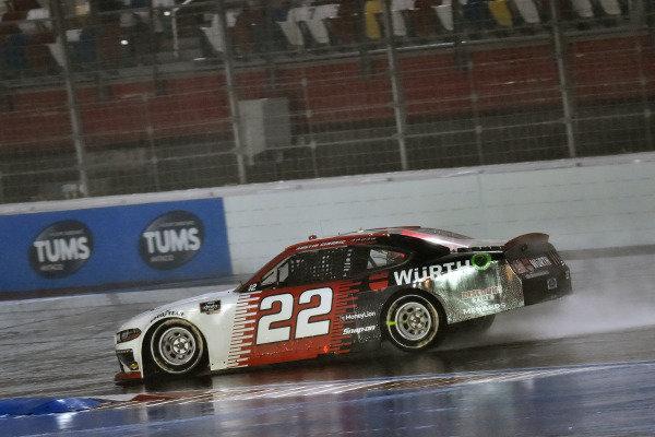 #22: Austin Cindric, Team Penske, Ford Mustang