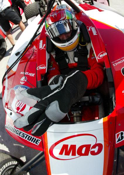Justin Wilson (GBR), RuSPORT Lola Ford Cosworth. Champ Car World Series, Rd3, Tecate Grand Prix, Fundidora Park, Monterrey, Mexico, 19-21 May 2006. DIGITAL IMAGE