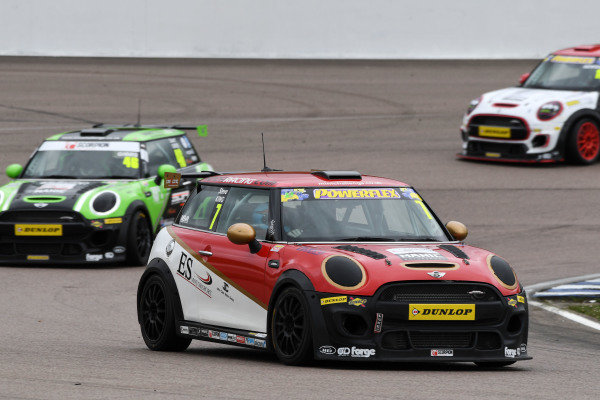 Steve King (GBR) ES Racing MINI Cooper JCW