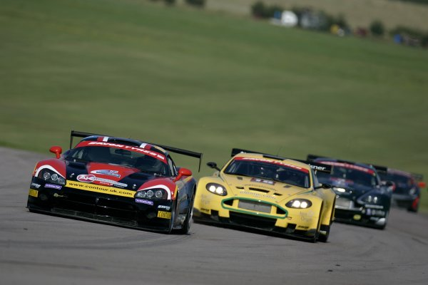 2007 British GT Championship.