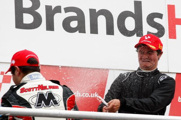 2013 Champion of Brands, Brands Hatch, Kent. 10th August 2013. Oliver White. World Copyright: Ebrey / LAT Photographic.