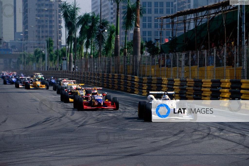 1999 Macau Formula Three Grand Prix.