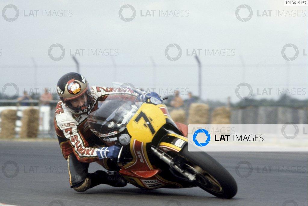 1979 FIM 500cc World Championship.