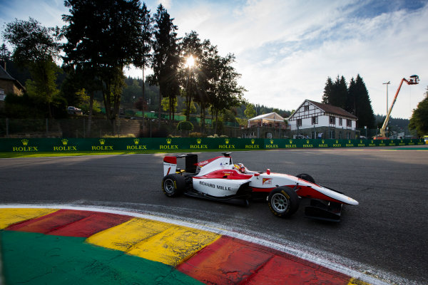 2016 GP3 Series Round 6 Spa-Fracorchamps, Spa, Belgium. Friday 26 August 2016. Charles Leclerc (FRA, ART Grand Prix)  Photo: Sam Bloxham/GP3 Series Media Service. ref: Digital Image _SBB4099