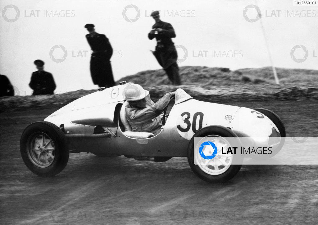 1949 Dutch Grand Prix 500cc Race.