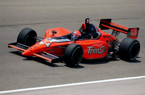 2003 IRL IndyCar Texas,6/5-6/7/03, Greg RayTexas Motor SpeedwayWorld Copyright-Walt Kuhn 2003 LAT Photographicref: Digital Image Only