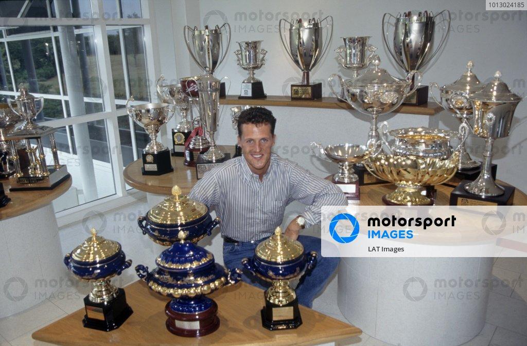 1995 F1 World Championship.
