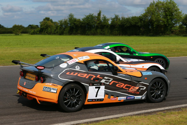 2017 Ginetta GRDC  Snetterton, 27th-28th May 2017, Bond To  World copyright. JEP/LAT Images