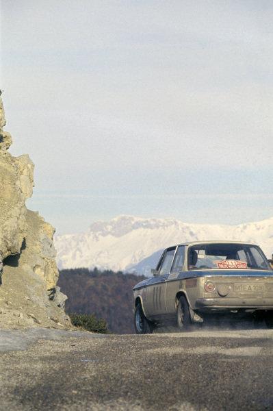 Nicolas Koob / Ali Kridel, BMW 2002.