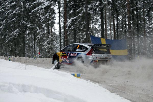 2010 FIA World Rally ChampionshipRound 01Rally Sweden 11-14 February 2010Kimi Raikkonen, Citroen WRC, ActionWorldwide Copyright: McKlein/LAT