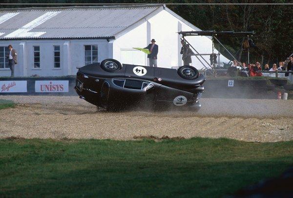 2002 Goodwood Motor Circuit Revival, Goodwood, England.6th-8th September 2002.World copyright Bloxham/LAT.