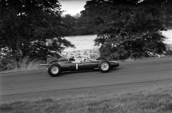 Jim Clark, Lotus 32 Ford.