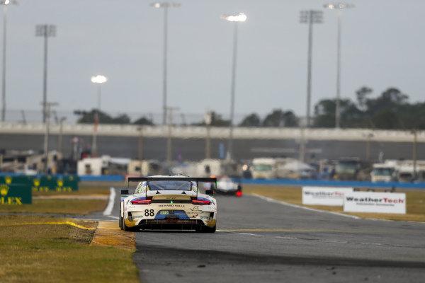 #88 Team Hardpoint EBM Porsche 911 GT3R, GTD: Earl Bamber, Rob Ferriol, Katherine Legge, Christina Nielsen