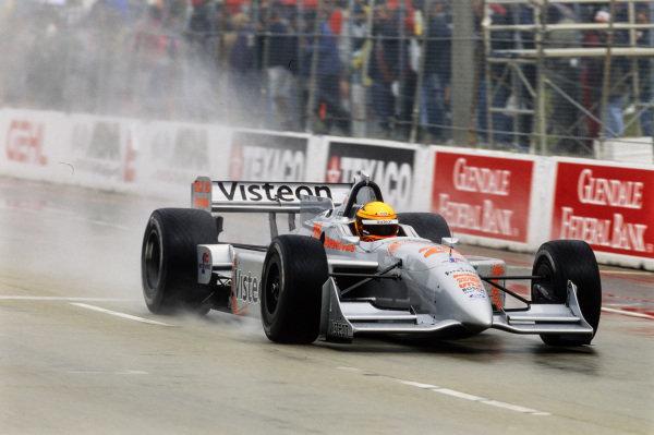 Scott Pruett, Patrick Racing, Reynard 98i Ford.