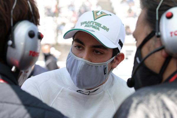 Giuliano Alesi, Kuo VANTELIN Team TOM'S