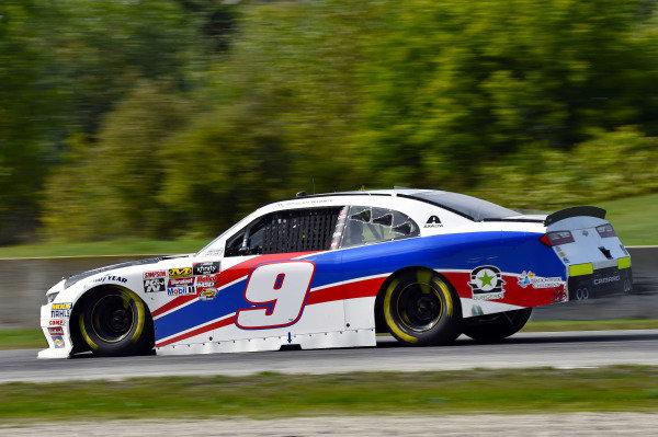 #9: Tyler Reddick, JR Motorsports, Chevrolet Camaro JR Motorsports