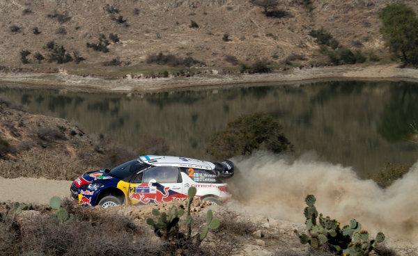 Round 03, Rally Mexico8th -11th March 2012Mikko Hirvonen, Citroen, ActionWorldwide Copyright: McKlein/LAT