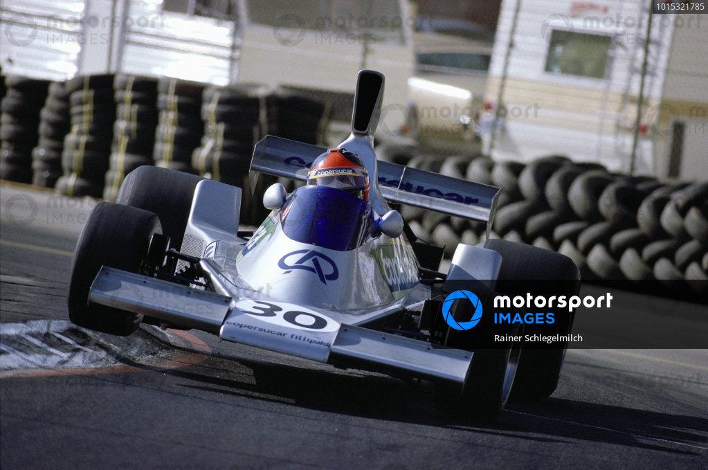 Emerson Fittipaldi, Fittipaldi FD04 Ford.