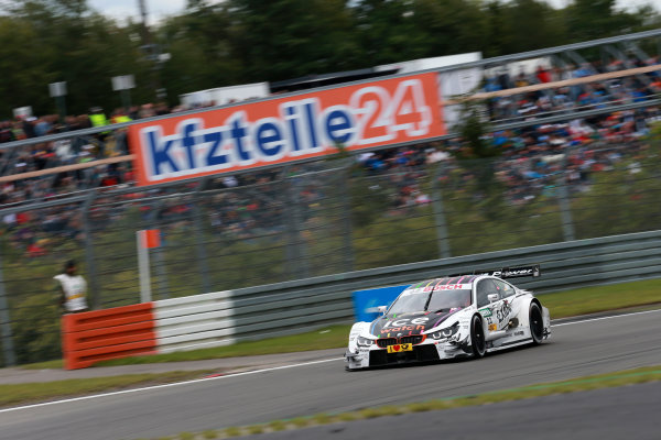 2014 DTM Championship Round 7 - Nurburgring, Germany 15th - 17th August 2014 Marco Wittmann (GER) BMW Team RMG BMW M4 DTM World Copyright: XPB Images / LAT Photographic  ref: Digital Image 3257261_HiRes