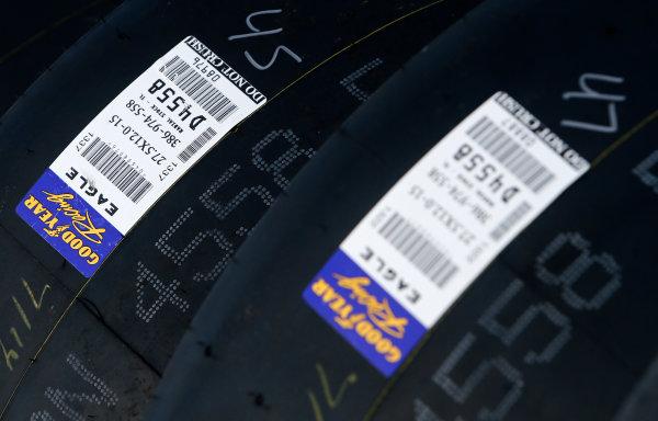 15-17 August, 2014, Brooklyn, Michigan USA Sticker Tires ©2014, Brett Moist LAT Photo USA