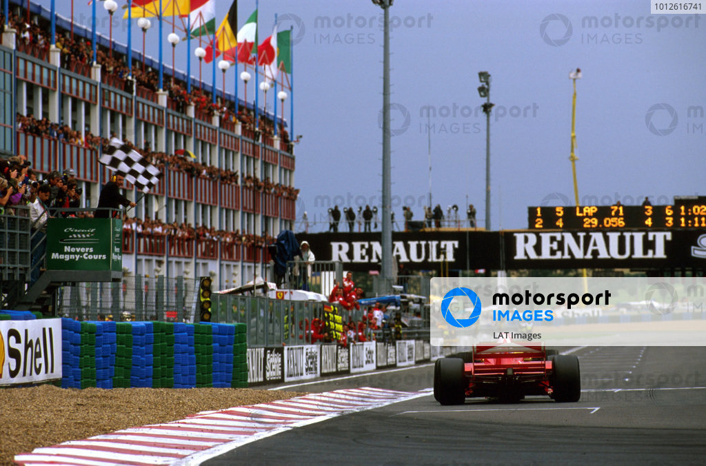 1997 French Grand Prix.