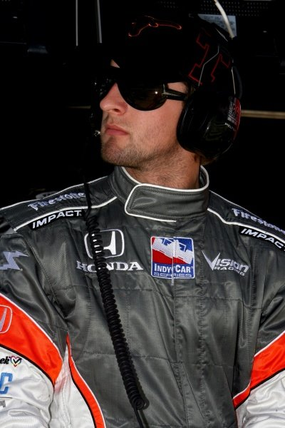AJ Foyt IV (USA), Vision Racing.IRL IndyCar Series, Rd1, XM Satellite Indy 300, Homestead-Miami Speedway, Homestead, FLorida, USA. 23-25 March 2007.DIGITAL IMAGE