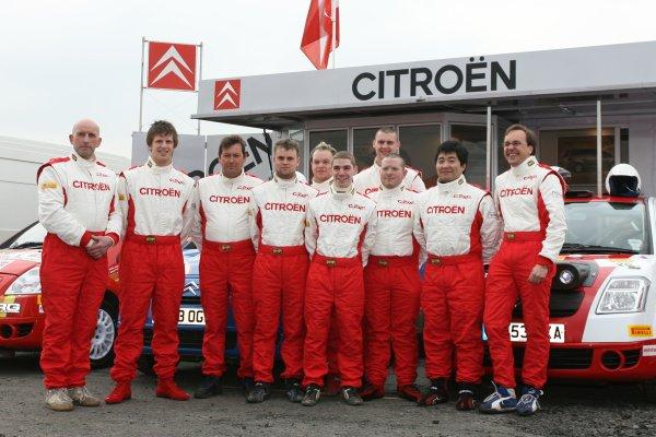 2007 British Rally Championship,Pirelli International Rally, Carlisle, Cumbria. 20th-21st April 2007.Citreon R2 CupWorld Copyright: Ebrey/LAT photographic.