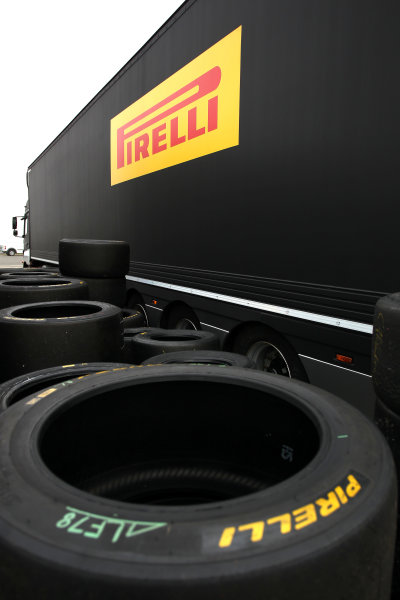 2016 British GT Championship, Media Day, Snetterton, 15 March 2016. Pirelli Tyres World copyright. Ebrey/LAT Photographic