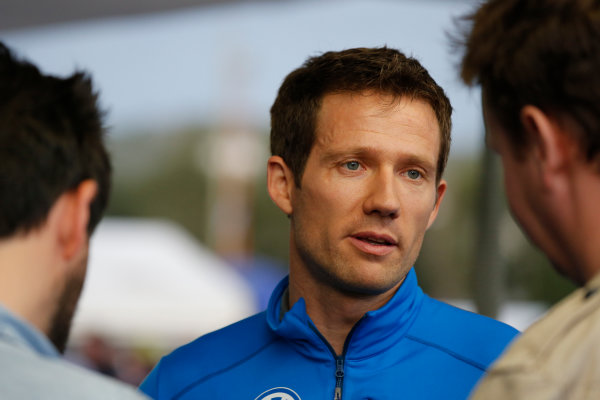 2016 FIA World Rally Championship, Round 04, Rally Argentina, April 21-24, 2016 Sebastien Ogier, VW, portrait  Worldwide Copyright: McKlein/LAT