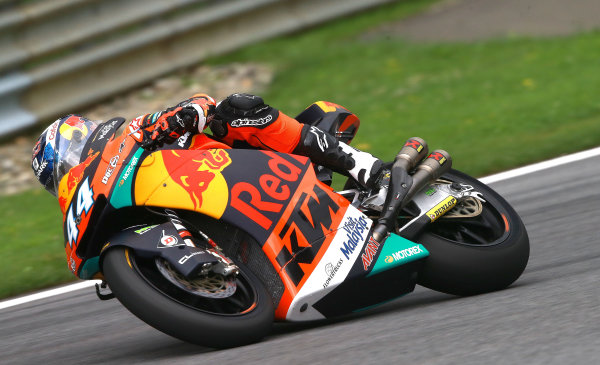 2017 Moto2 Championship - Round 11 Spielberg, Austria Friday 11 August 2017 Miguel Oliveira, Red Bull KTM Ajo World Copyright: Gold and Goose / LAT Images ref: Digital Image 685703