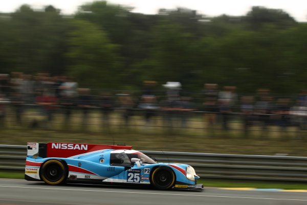 2016 Le Mans 24 Hours Test day, Le Mans, France. 5th June 2016. Michael Munemann / Christopher Hoy / Andrea Pizzitola Algarve Pro Racing Ligier JS P2 - Nissan . World Copyright: Ebrey / LAT Photographic.