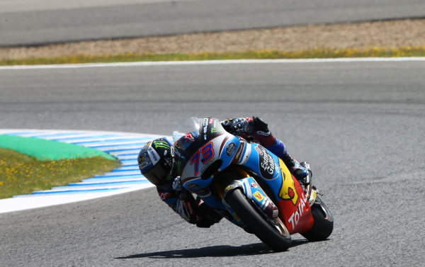 2017 MotoGP Championship - Round 4 Jerez, Spain Sunday 7 May 2017 Alex Marquez, Marc VDS World Copyright: Gold & Goose Photography/LAT Images ref: Digital Image 16169