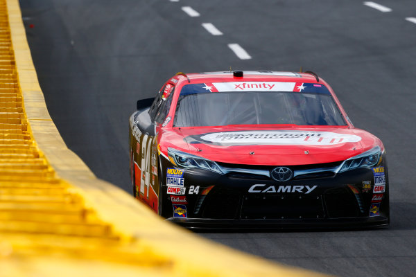 NASCAR Xfinity Series Hisense 4K TV 300 Charlotte Motor Speedway, Concord, NC USA Thursday 25 May 2017 Cale Conley, Merchant Services, Ltd. Toyota Camry World Copyright: Lesley Ann Miller LAT Images