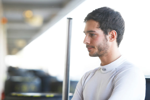 2017 FIA Formula 2 Test 3. Yas Marina Circuit, Abu Dhabi, United Arab Emirates. Thursday 30 November 2017. Rene Binder (AUT, Rapax).  Photo: Joe Portlock/FIA Formula 2. ref: Digital Image _R3I8235
