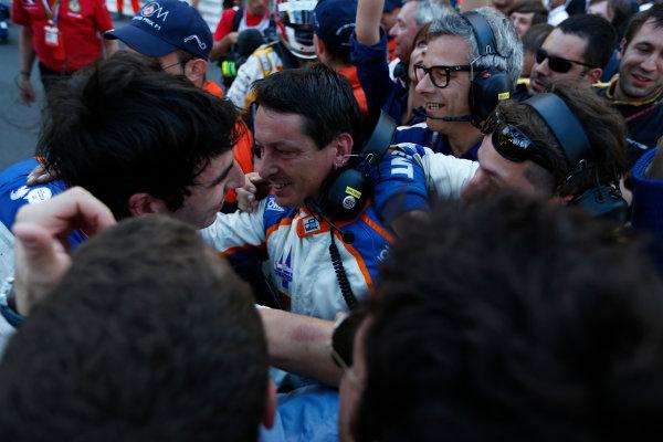 2014 GP2 Series Round 3 - Race 2 Monte Carlo, Monaco. Saturday 24 May 2014. Sergio Canamasas (CAN, Trident)  Photo: Sam Bloxham/GP2 Series Media Service. ref: Digital Image _SBL3907